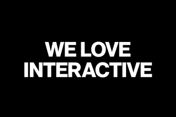We Love Interactive